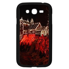 Clifton Mill Christmas Lights Samsung Galaxy Grand Duos I9082 Case (black)
