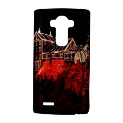 Clifton Mill Christmas Lights Lg G4 Hardshell Case