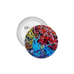 Colorful Graffiti Art 1 75  Buttons