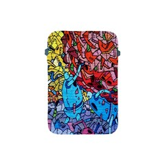 Colorful Graffiti Art Apple Ipad Mini Protective Soft Cases