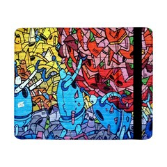 Colorful Graffiti Art Samsung Galaxy Tab Pro 8 4  Flip Case