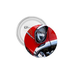 Classic Car Red Automobiles 1.75  Buttons