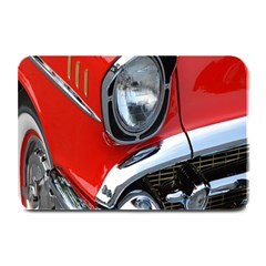 Classic Car Red Automobiles Plate Mats