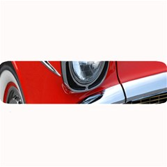 Classic Car Red Automobiles Large Bar Mats