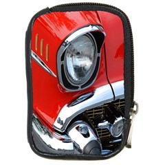 Classic Car Red Automobiles Compact Camera Cases