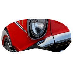 Classic Car Red Automobiles Sleeping Masks