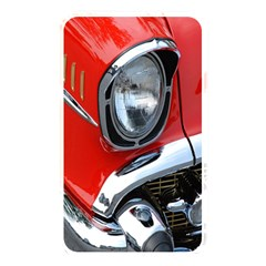 Classic Car Red Automobiles Memory Card Reader