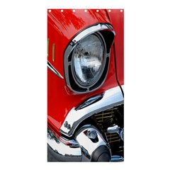 Classic Car Red Automobiles Shower Curtain 36  X 72  (stall)