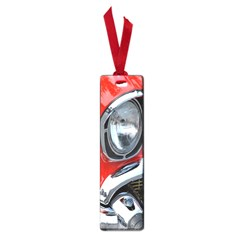 Classic Car Red Automobiles Small Book Marks