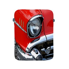 Classic Car Red Automobiles Apple Ipad 2/3/4 Protective Soft Cases