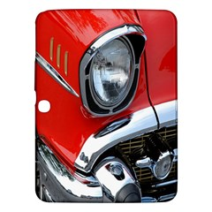 Classic Car Red Automobiles Samsung Galaxy Tab 3 (10 1 ) P5200 Hardshell Case