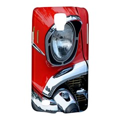 Classic Car Red Automobiles Galaxy S4 Active