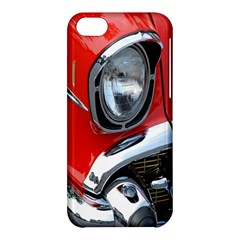Classic Car Red Automobiles Apple iPhone 5C Hardshell Case