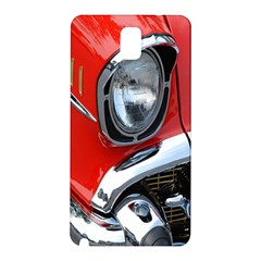Classic Car Red Automobiles Samsung Galaxy Note 3 N9005 Hardshell Back Case