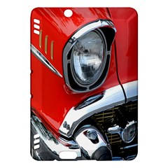 Classic Car Red Automobiles Kindle Fire HDX Hardshell Case