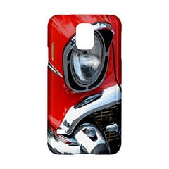 Classic Car Red Automobiles Samsung Galaxy S5 Hardshell Case