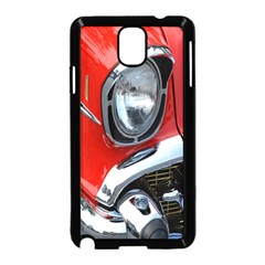 Classic Car Red Automobiles Samsung Galaxy Note 3 Neo Hardshell Case (Black)