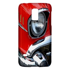 Classic Car Red Automobiles Galaxy S5 Mini