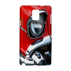 Classic Car Red Automobiles Samsung Galaxy Note 4 Hardshell Case