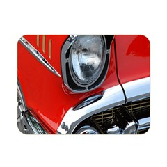 Classic Car Red Automobiles Double Sided Flano Blanket (Mini)