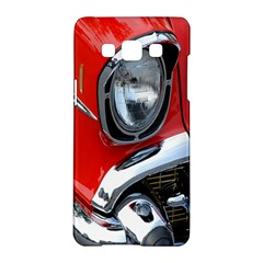Classic Car Red Automobiles Samsung Galaxy A5 Hardshell Case