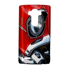 Classic Car Red Automobiles LG G4 Hardshell Case