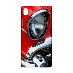 Classic Car Red Automobiles Sony Xperia Z3+