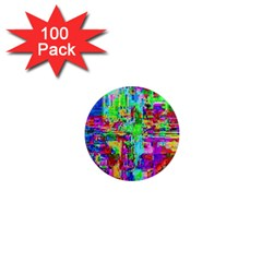 Compression Pattern Generator 1  Mini Magnets (100 Pack)