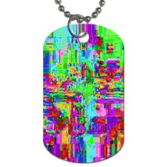 Compression Pattern Generator Dog Tag (Two Sides)