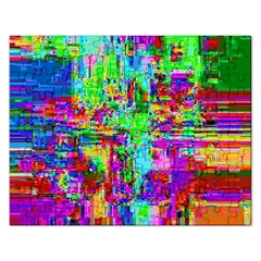 Compression Pattern Generator Rectangular Jigsaw Puzzl