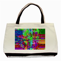 Compression Pattern Generator Basic Tote Bag (Two Sides)