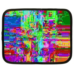 Compression Pattern Generator Netbook Case (XXL)