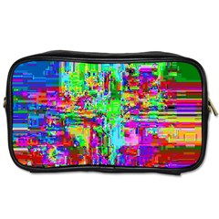 Compression Pattern Generator Toiletries Bags 2-Side