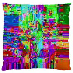 Compression Pattern Generator Large Cushion Case (Two Sides)