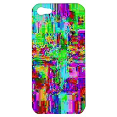 Compression Pattern Generator Apple iPhone 5 Hardshell Case