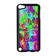 Compression Pattern Generator Apple Ipod Touch 5 Case (black)