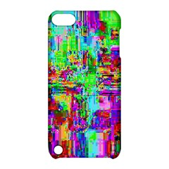 Compression Pattern Generator Apple iPod Touch 5 Hardshell Case with Stand