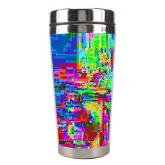Compression Pattern Generator Stainless Steel Travel Tumblers