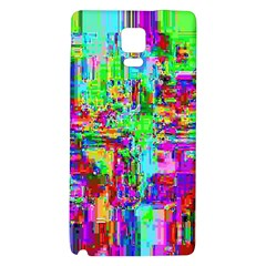 Compression Pattern Generator Galaxy Note 4 Back Case