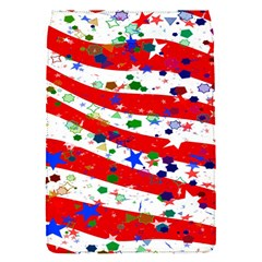 Confetti Star Parade Usa Lines Flap Covers (S)