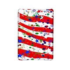 Confetti Star Parade Usa Lines iPad Mini 2 Hardshell Cases