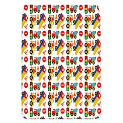Construction Pattern Background Flap Covers (l)