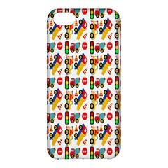 Construction Pattern Background Apple Iphone 5c Hardshell Case