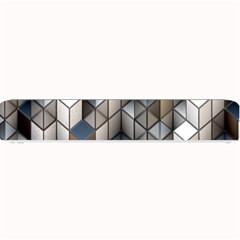Cube Design Background Modern Small Bar Mats