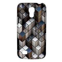 Cube Design Background Modern Galaxy S4 Mini