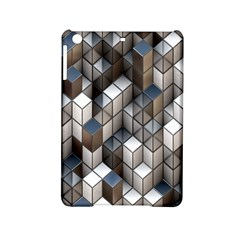 Cube Design Background Modern iPad Mini 2 Hardshell Cases