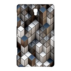 Cube Design Background Modern Samsung Galaxy Tab S (8.4 ) Hardshell Case