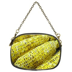 Corn Grilled Corn Cob Maize Cob Chain Purses (one Side)