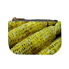 Corn Grilled Corn Cob Maize Cob Mini Coin Purses