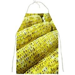 Corn Grilled Corn Cob Maize Cob Full Print Aprons